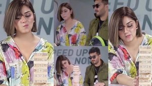 Read more about the article Alizeh Shah and Feroz Khan Couple Look Pictures on Mobile Launch Event