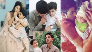 Read more about the article Fatima Sohail Shares some Pictures of her Ex-Husband Mohsin Abbas Haider