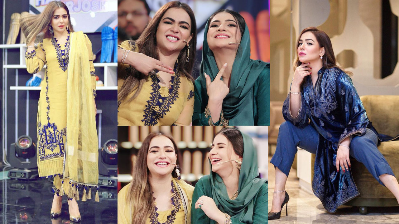 Humaima Malick and Dua Malick both sister New Lovely Pictures Together