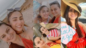 Read more about the article Javeria Abbasi Enjoy Summer Season at Beach with Freinds Clicks