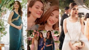 Read more about the article Saboor Ali and Kinza Hashmi at Engagement Party of Minal Khan