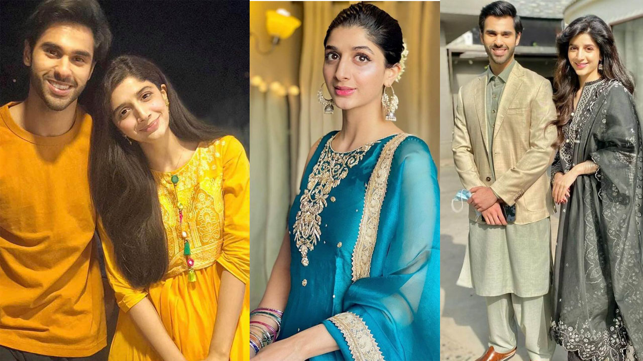 Read more about the article Mawra Hocane and Ameer Gilani Celebrate Eid Together Pictures