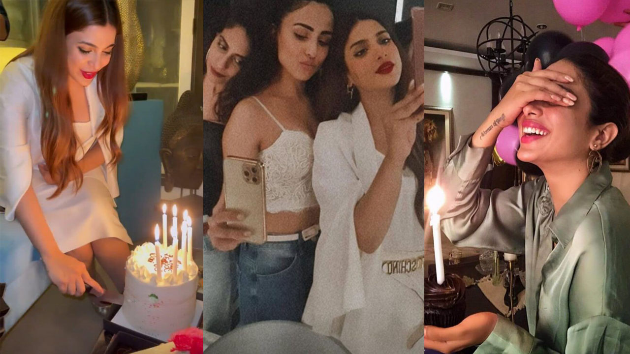 Read more about the article Sonya Hussyn Birthday Pictures looking awesome with Friends