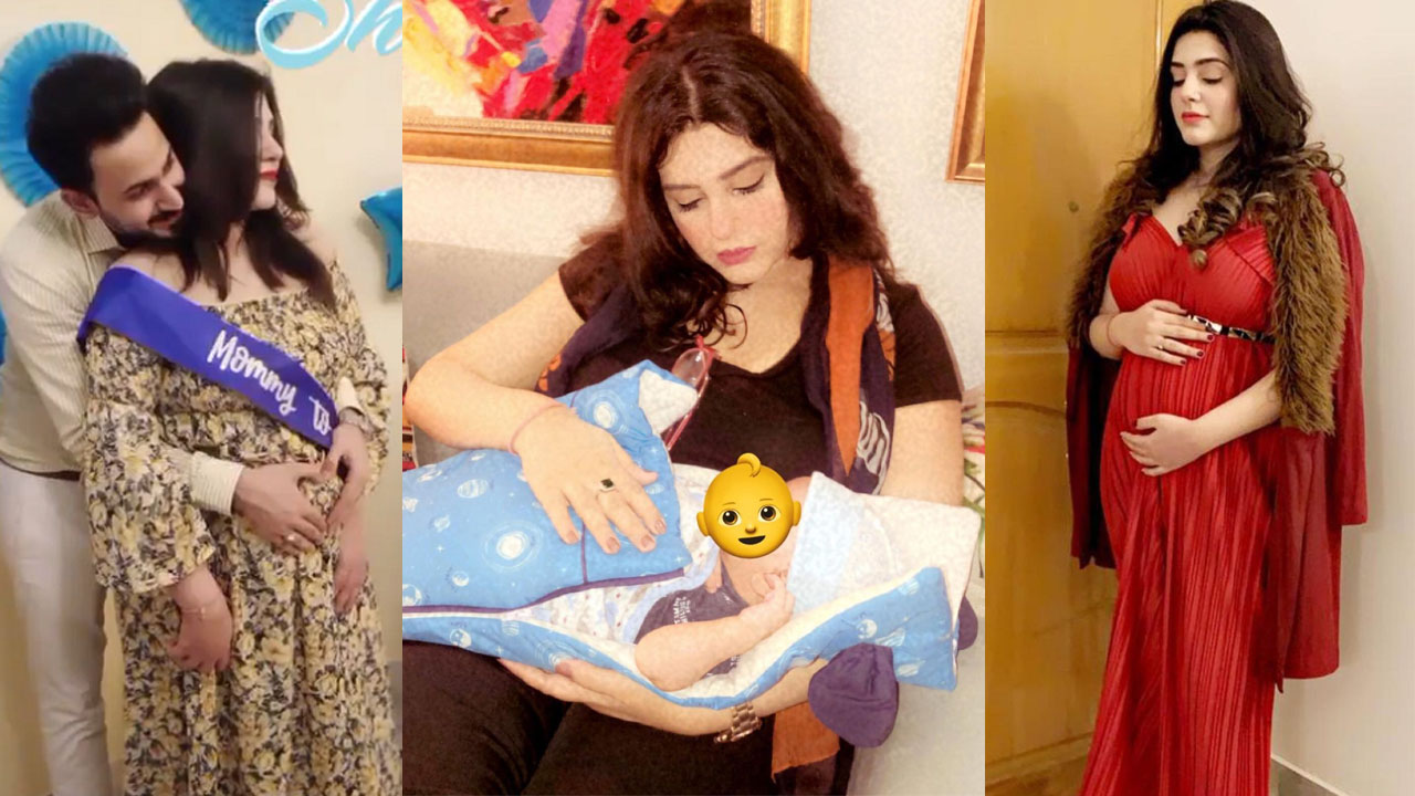 Read more about the article Actor Shan Baig Wife Share Some Adorable Pictures after Got baby