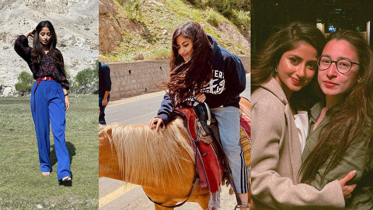 Read more about the article Sajal Ali Enjoy in Nothern Areas with Some Close Friends